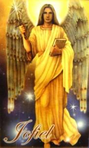 archanioł jofiel modlitwa