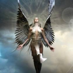 hazjel anioł
