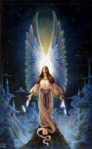 anioł Lauviah